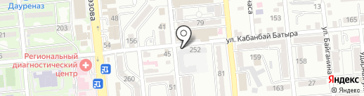 AB Photo на карте Алматы