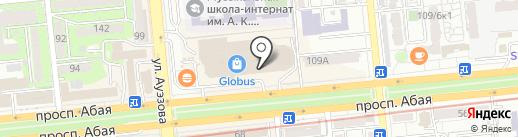 HugWords на карте Алматы