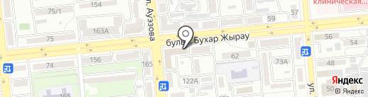 Credit Collection Group на карте Алматы