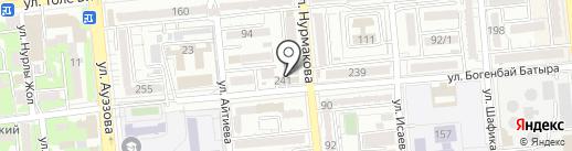 Friatec FIP Kazakhstan на карте Алматы