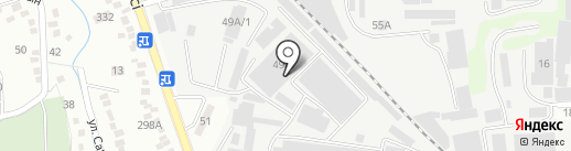 VD TRANS на карте Алматы