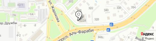 ProTeamShop на карте Алматы