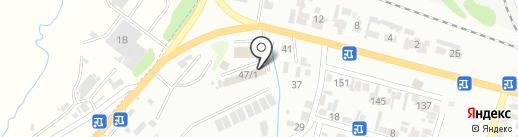 Phaeton Service на карте Алматы
