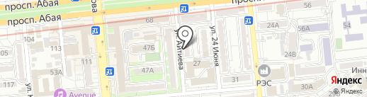 Victoria`s Beauty на карте Алматы
