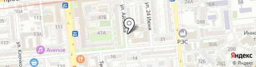 IMPACT Model Management на карте Алматы