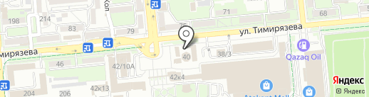 Creme Fouettee на карте Алматы