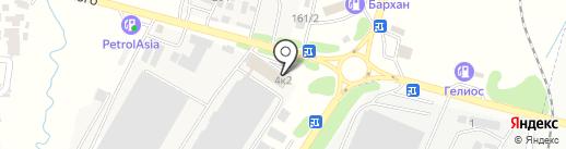 AnShah на карте КазЦика