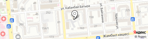 T & M Service на карте Алматы