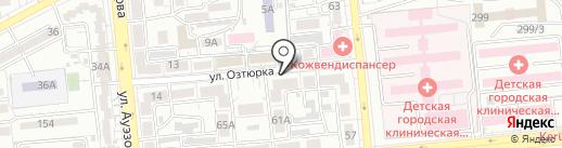 Veles Group на карте Алматы