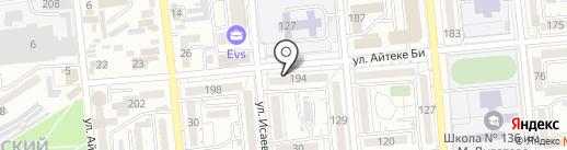 Power Tech на карте Алматы