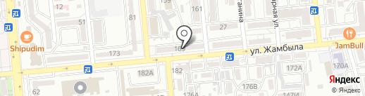 МАМАнтенок на карте Алматы