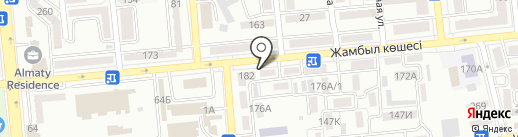 Окто BEER Фест на карте Алматы