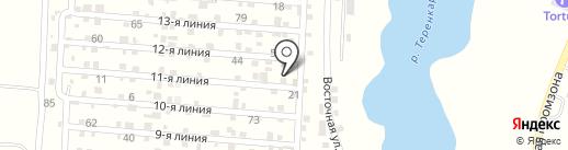 Алуа на карте Туймебаевой