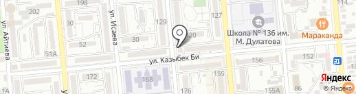 Татарская выпечка на карте Алматы