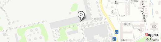 ПК HAN, ТОО на карте Алматы