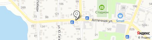 QIWI на карте Туймебаевой