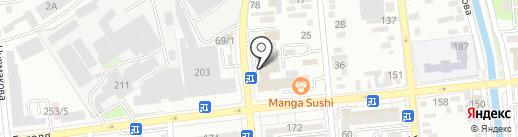 EAS Corporation на карте Алматы