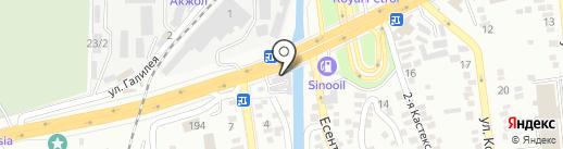 SMIRNOVV на карте Алматы