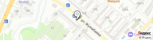 Dolce Vita на карте Алматы