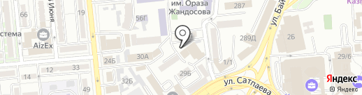 GRAND MEDIA SERVICE на карте Алматы