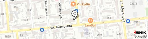 Bitcom Software на карте Алматы
