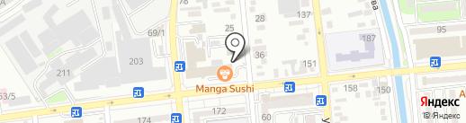Fit Club на карте Алматы