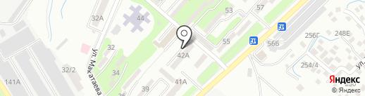Artjas на карте Алматы