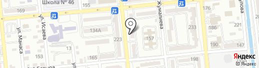 SDcentrum на карте Алматы