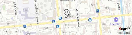 Apple Kazakhstan на карте Алматы