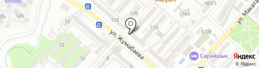 Pizza Paradise на карте Алматы