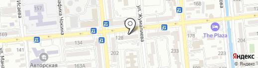 Industrial Prof Tools на карте Алматы