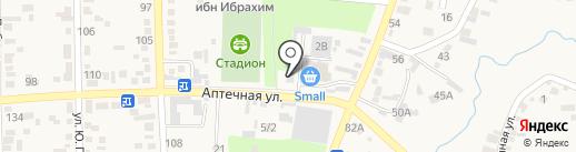 Оптовка на карте Туймебаевой