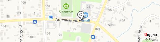 Стоматология на карте Туймебаевой