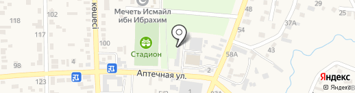 Гарик стом на карте Туймебаевой