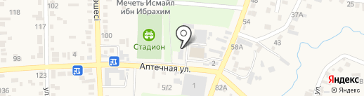Gasyr на карте Туймебаевой