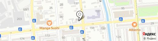 I CLEAN на карте Алматы