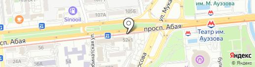 Boehringer Ingelheim на карте Алматы