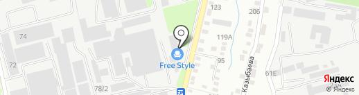 СтройМебель Алматы на карте Алматы