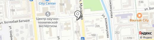 ГеоСтройПрибор на карте Алматы