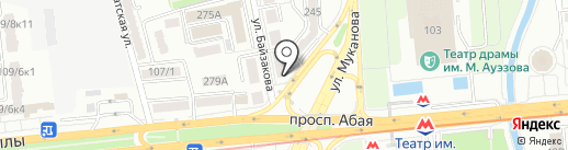 DosFood.kz на карте Алматы