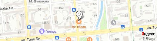 Empresa на карте Алматы