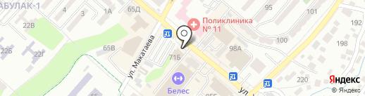 Лото Шанс на карте Алматы