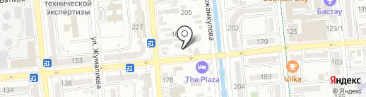 Bosch Siemens на карте Алматы
