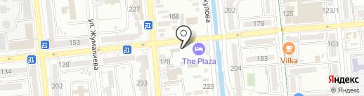 Anira на карте Алматы