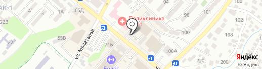 Corn dogs на карте Алматы