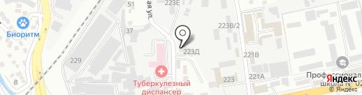 Инсталл Казахстан на карте Алматы