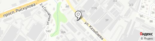 Аскар и Компания на карте Алматы