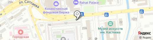 VICTORIA`S SECRET ANGELS на карте Алматы