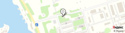 Арман на карте Туймебаевой