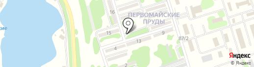 Маулен на карте Туймебаевой